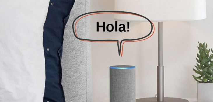 Amazon Echo-Alexa Español