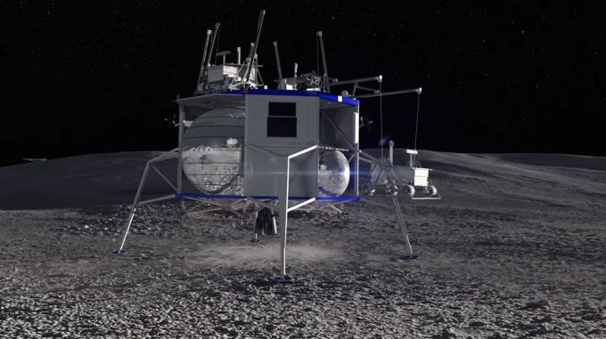 Blue Origin - Blue Moon