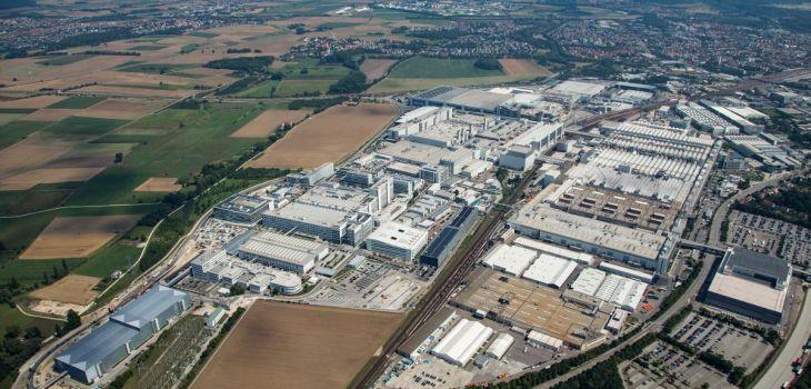 AUDI AG - Planta en Ingolstadt