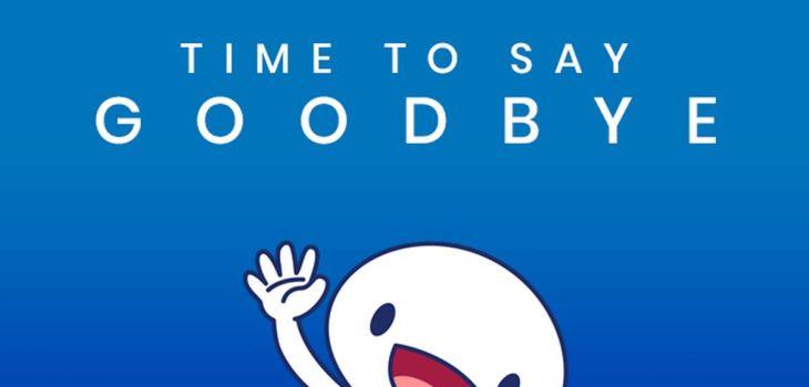 Blackberry Messenger Goodbye