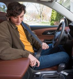 Chevrolet - Teen Driver - Buckle to Drive