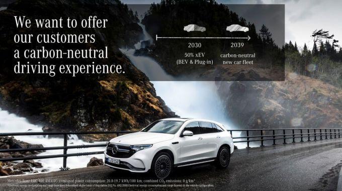 Daimler AG - Ambition2039