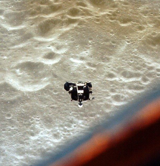 Módulo Lunar Snoopy