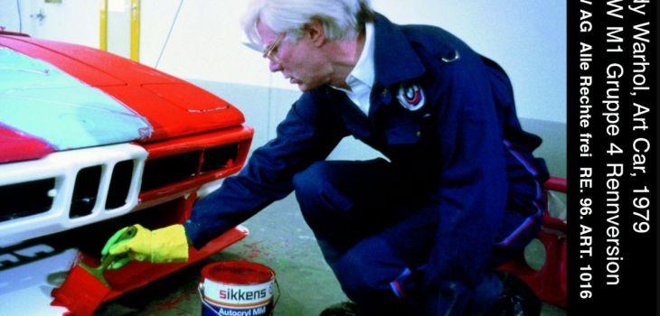 Andy Warhol - BMW M1 Procar