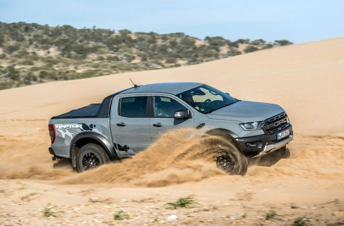 Ford Ranger Raptor
