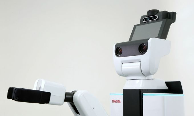 Toyota Robot de Asistencia HSR