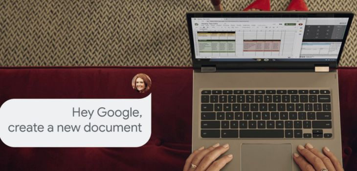 Chromebooks - Asistente de Google