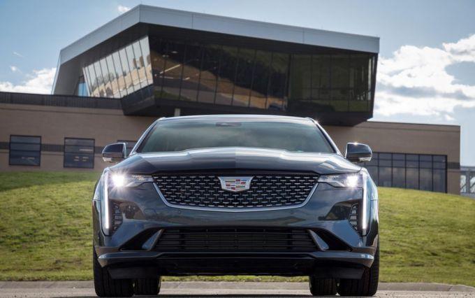 Cadillac CT4 2020 Premium Luxury