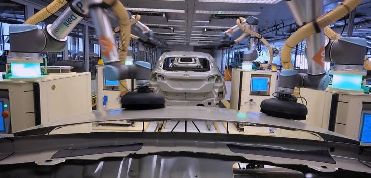 Ford Fiesta - Cobots