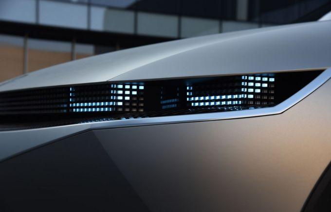 Hyundai 45 - Concepto de Vehículo 100% Eléctrico