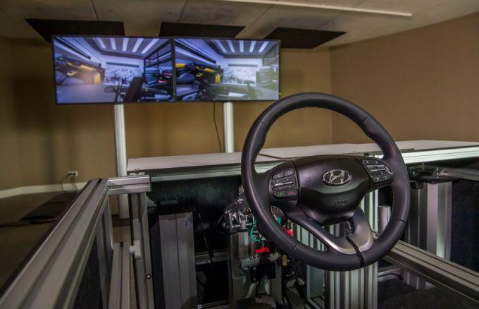 Hyundai - Asiento de Realidad Virtual