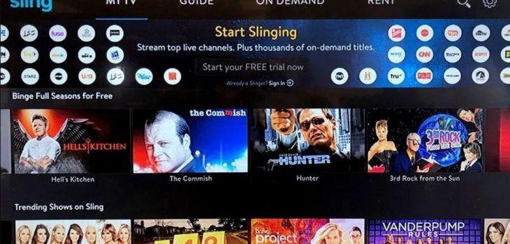Sling TV Gratis