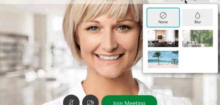 Cisco Webex - Fondos Virtuales