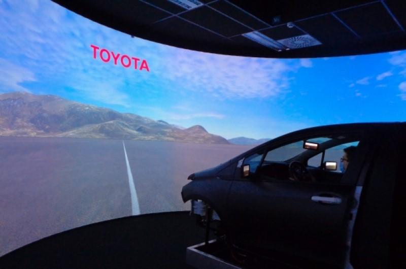 Toyota Motor Europa - rFpro