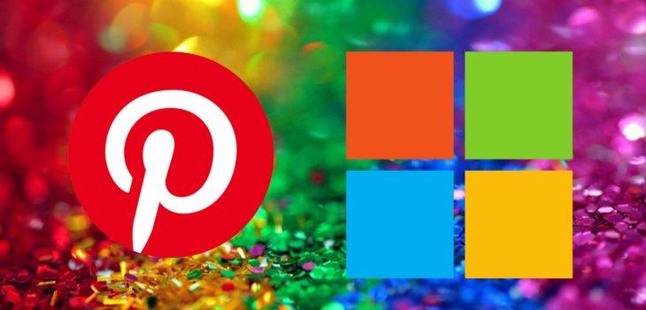 Microsoft - Pinterest