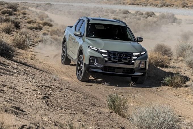 2022 Hyundai Santa Cruz Sport Adventure