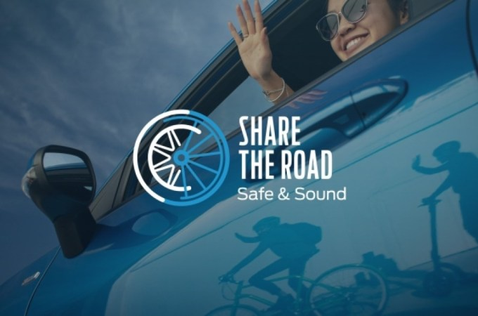 Ford - Share the Road - Safe and Sound