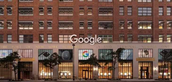 Tienda Física de Google, Nueva York, Chelsea, Google