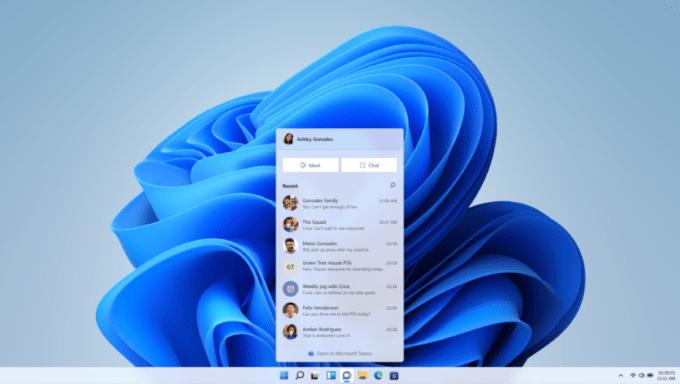 Windows 11 - Microsoft Teams