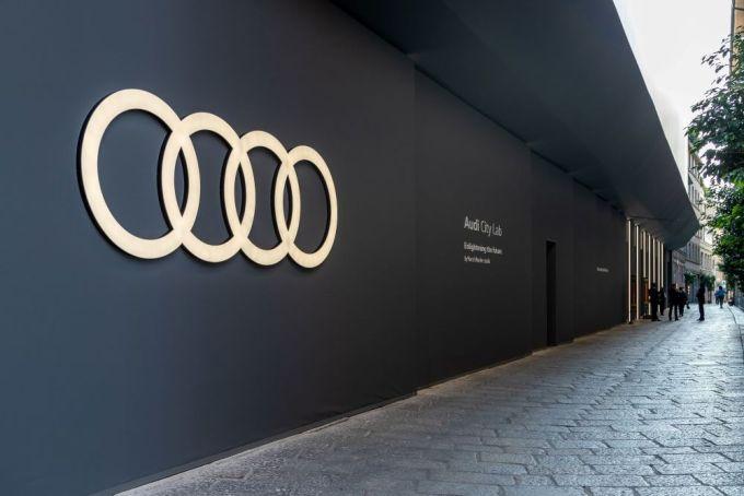 Milan Design Week - Audi City Lab