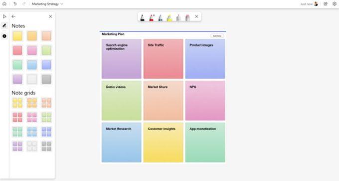 Microsoft-Whiteboard