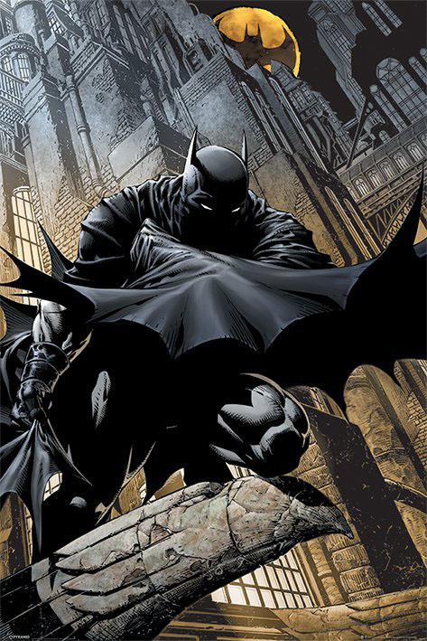 DC Comics Poster Pack Batman Night Watch 61 x 91 cm