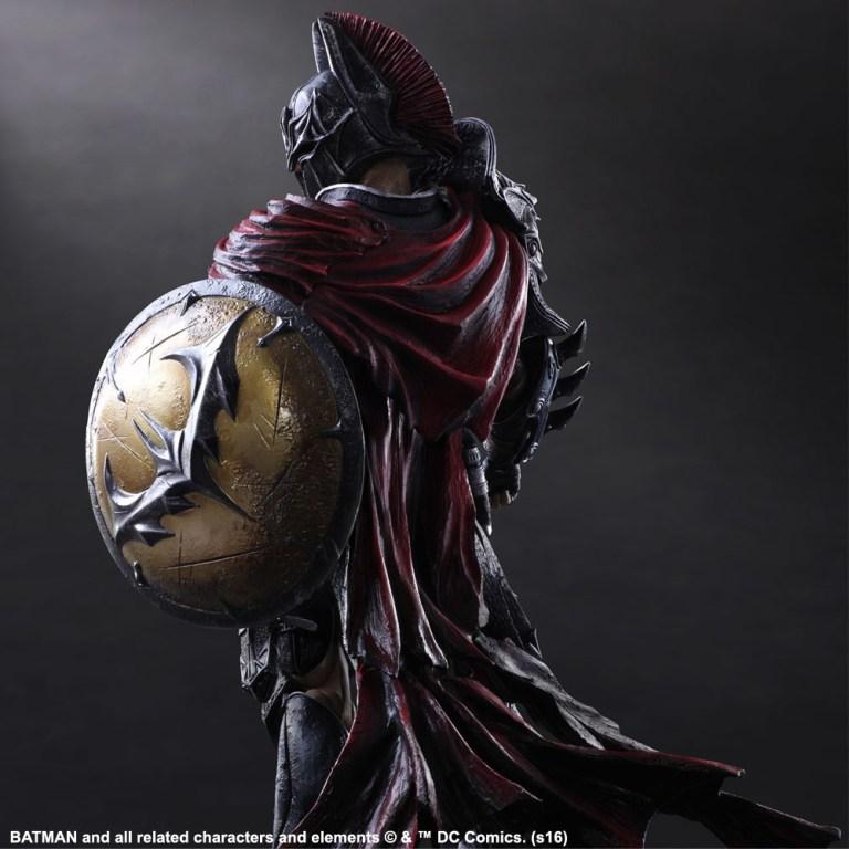 DC Comics Variant Play Arts Kai Actionfigur Batman Timeless Sparta 27 cm