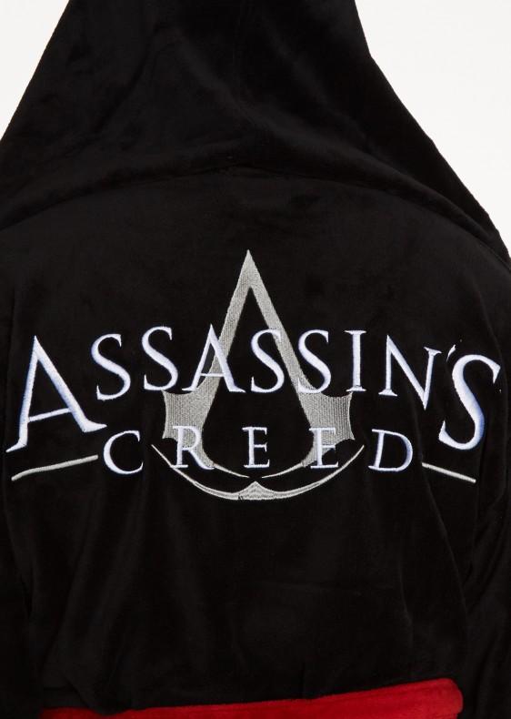 Assassin's Creed köntös - Fekete Assassin