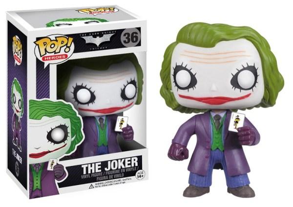 DC Comics POP! Vinyl Figure The Joker 9 cm