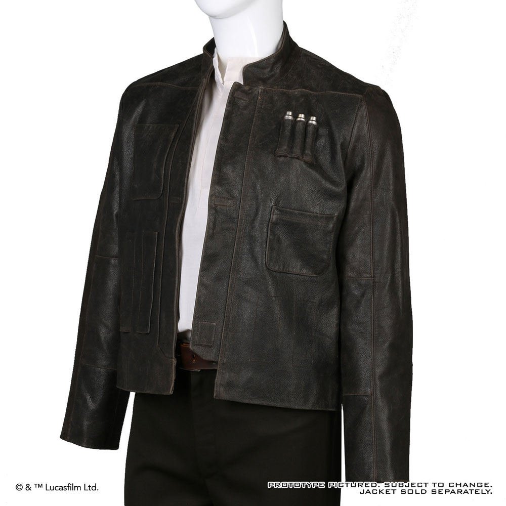 Star Wars VII Han Solo dzseki replika   Geekstore