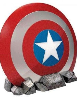 Marvel Comics - Amerika Kapitány pajzs bluetooth hangszóró