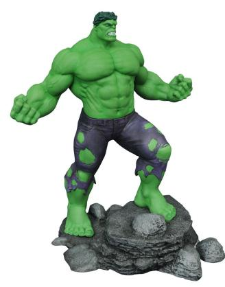 x_diamaug162570 Marvel Gallery PVC Statue Hulk 28 cm