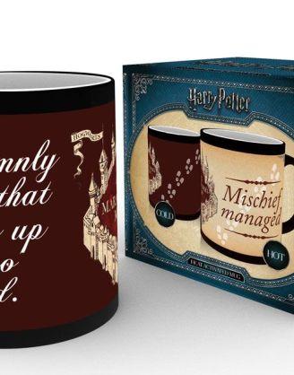 x_gye-mgh0042 Harry Potter Heat Change Mug I Solemnly Swear