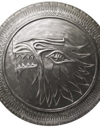 Game of Thrones Replika - Stark Infantry Shield