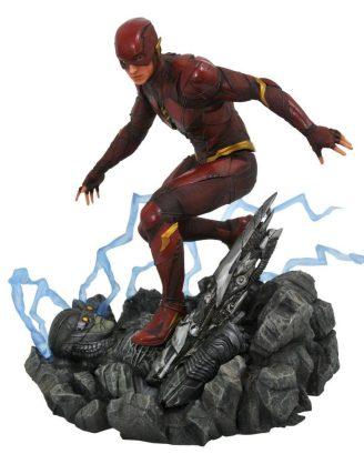 Justice League Movie DC Gallery PVC Szobor - The Flash (23cm)