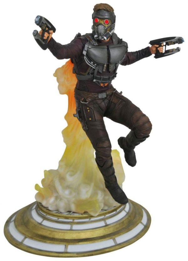 x_diammay172526 Guardians of the Galaxy Vol. 2 Marvel Gallery PVC Statue Star-Lord 25 cm