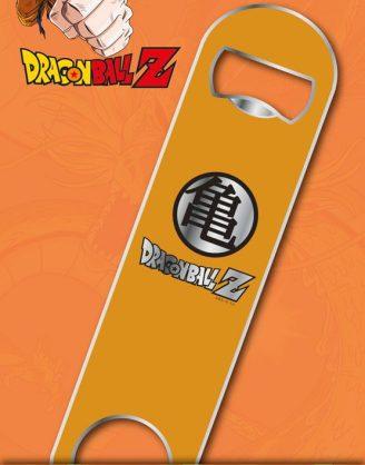 x_gye-bar0004 Dragonball Z Bar Blade / Bottle Opener Logo 12 cm