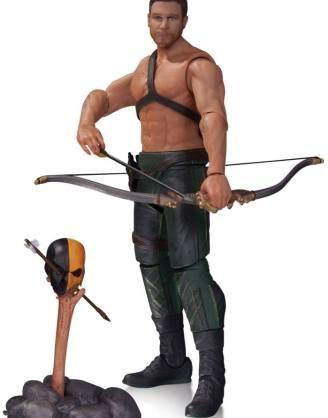 x_dccaug140383 Arrow Action Figure Oliver Queen & Totem 17 cmx_dccaug140383 Arrow Action Figure Oliver Queen & Totem 17 cm