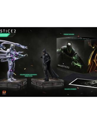 x_tri00640 Injustice 2 The Versus Collection PVC Statues 23-28 cm