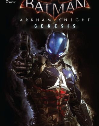 x_dcnov150269 DC Comics Comic Book Batman Arkham Knight Genesis by Peter Tomasi english