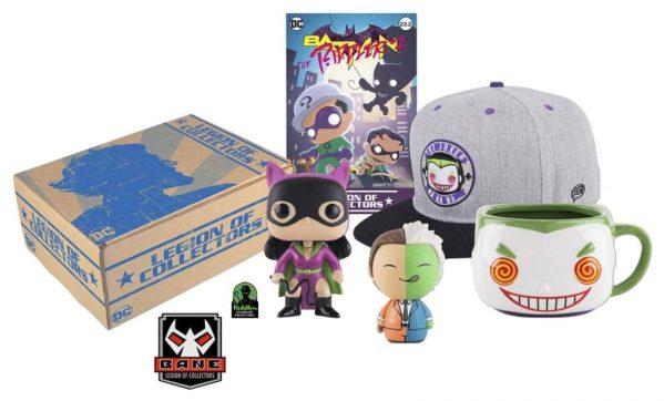x_fkdcbox-vil-os DC Legion of Collectors Box Batman Villains