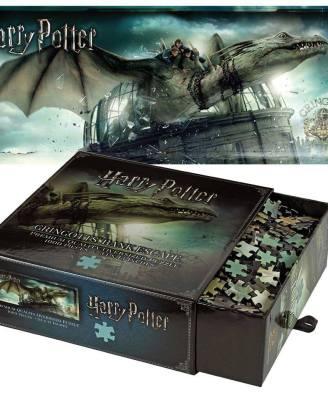 x_nob9455 Harry Potter Jigsaw Puzzle Gringotts Bank Escape