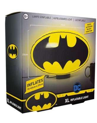 PP4104DC-800x800 DC Comics Felfújható Batman Logo Lámpa