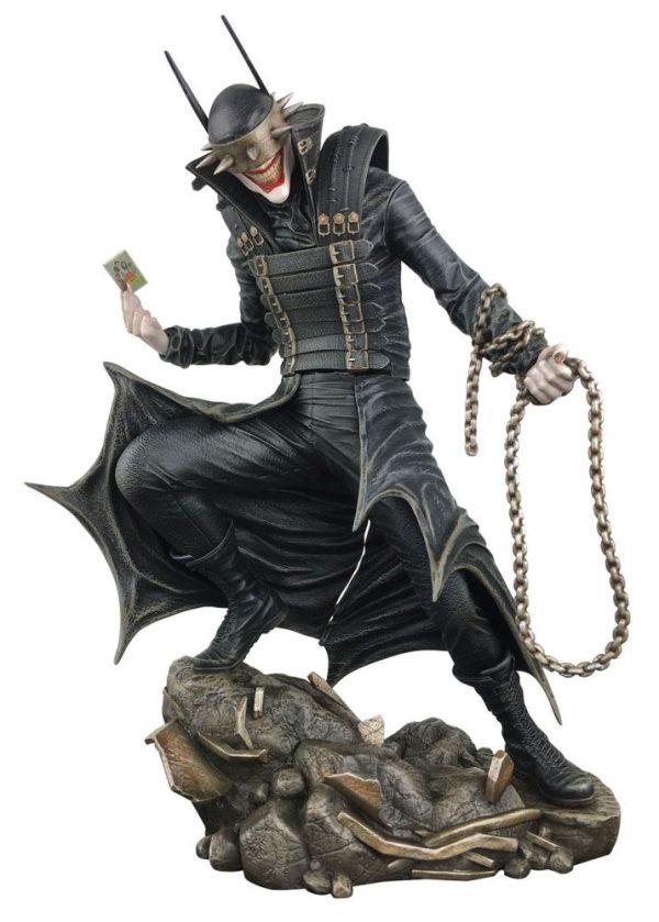 x_diammay182303 DC Comic Gallery PVC Szobor - The Batman Who Laughs 23 cm