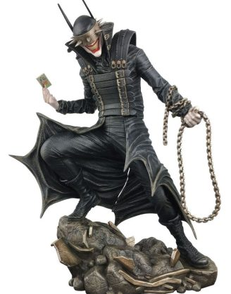 x_diammay182303 DC Comic Gallery PVC Szobor - The Batman Who Laughs 23 cm
