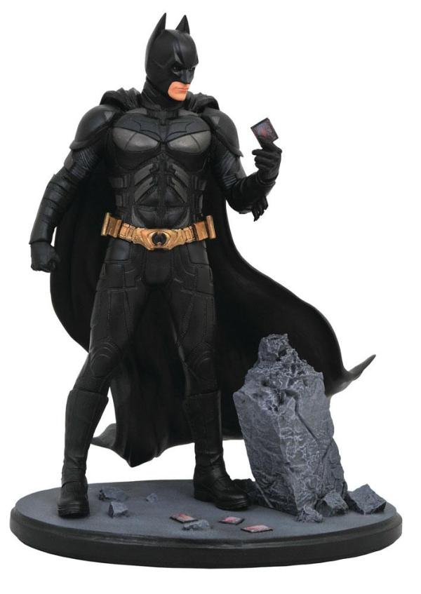 x_diamsep182333 The Dark Knight Rises DC Movie Gallery PVC Szobor - Batman 23 cm