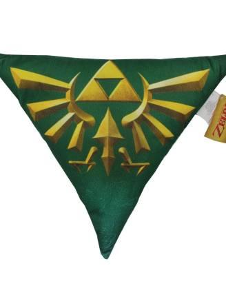 x_crw41535 The Legend of Zelda párna - Triforce 35 x 45 cm
