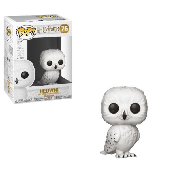 x_fk35510 Harry Potter Funko POP! Figura - Hedwig 9 cm