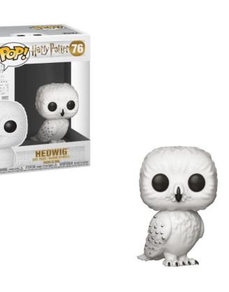 x_fk35510 Harry Potter Funko POP! Figura - Hedwig 9 cm