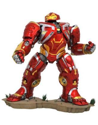 d_diamjan192549 Avengers Infinity War Marvel Gallery PVC Szobor - Deluxe Hulkbuster MK2 25 cm